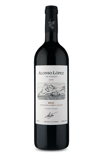 Alonso López de Familia Reserva D.O.Ca. Rioja 2011