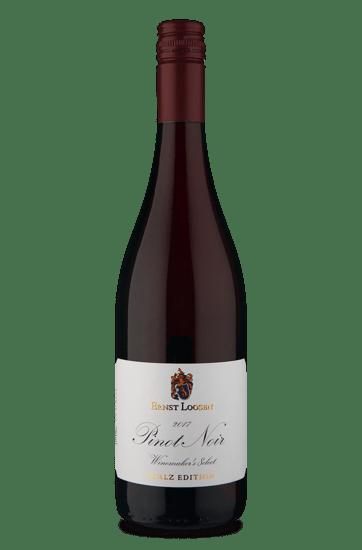 Ernst Loosen Winemakers Select Pfalz Edition Pinot Noir 2017