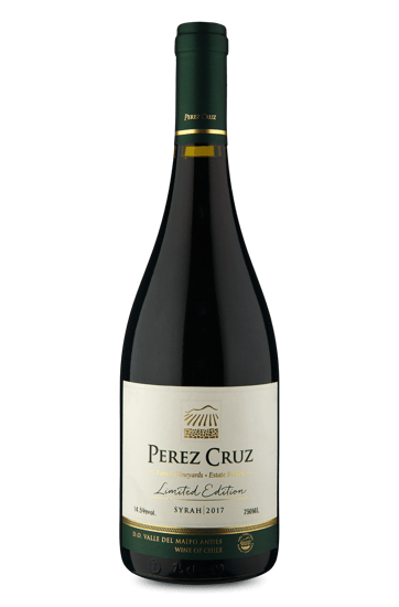Pérez Cruz Limited Edition Syrah 2017
