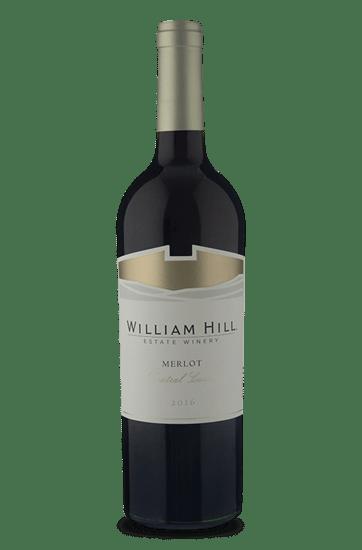 William Hill Central Coast Merlot 2016