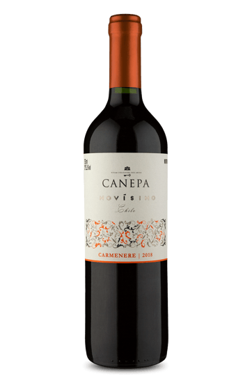 Canepa Novísimo Carménère 2018