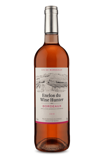 Enclos du Wine Hunter A.O.C. Bordeaux Rosé 2018