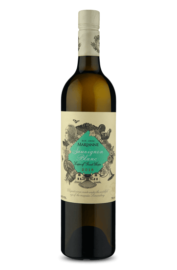 Marianne Cape of Good Hope Sauvignon Blanc 2018