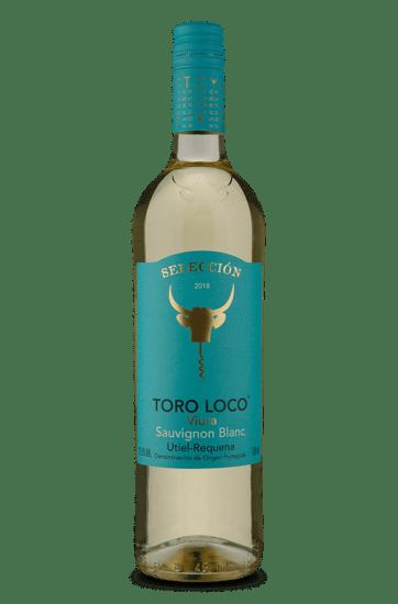 Toro Loco D.O.P. Utiel-Requena Viura Sauvignon Blanc 2018