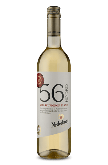 Nederburg 56 Hundred Sauvignon Blanc 2018