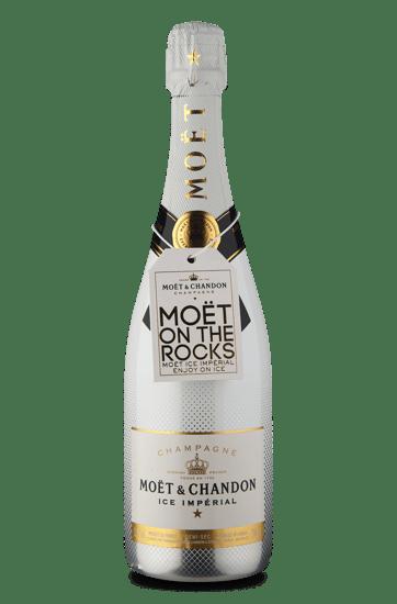 Champagne Moët & Chandon Ice Impérial Demi-Sec com TAG