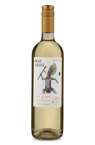 Mad Chief Chardonnay 2018