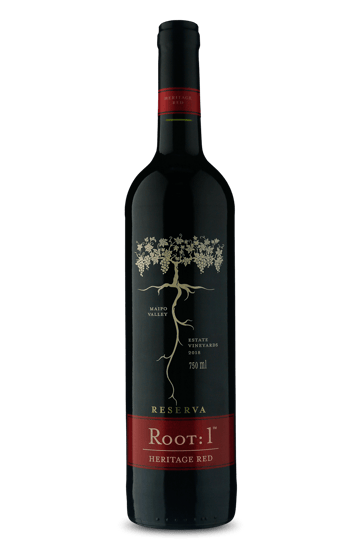 Root: 1 Reserva Heritage Red 2018
