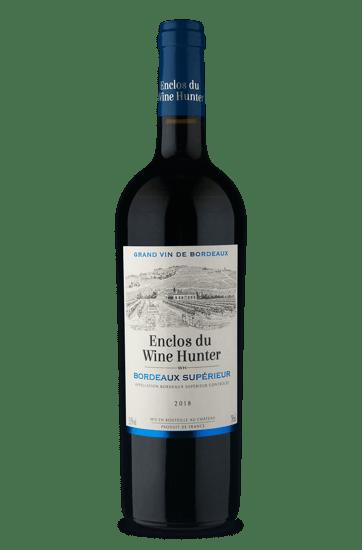 Enclos du Wine Hunter Bordeaux Supérieur 2018