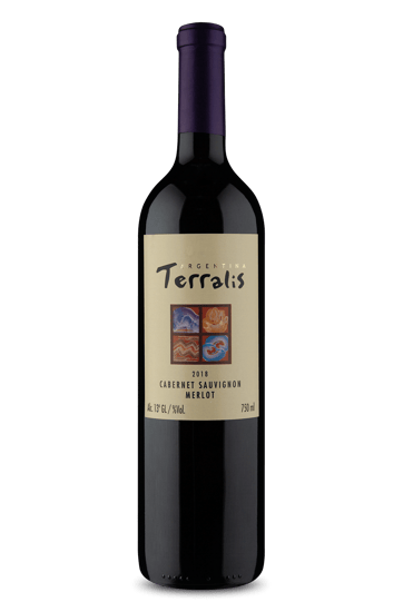 Terralis Cabernet Merlot 2018