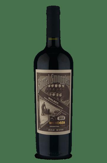 Barrel Smugglers Malbec 2018