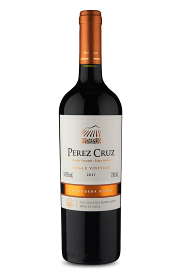 Pérez Cruz Single Vineyard La Higuera Block 2017