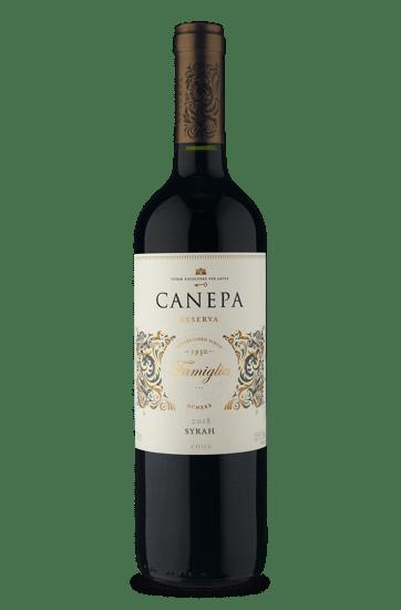 Canepa Reserva Famiglia Syrah 2018