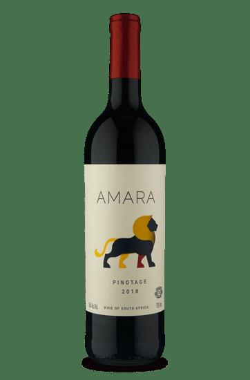 Amara Pinotage 2018.