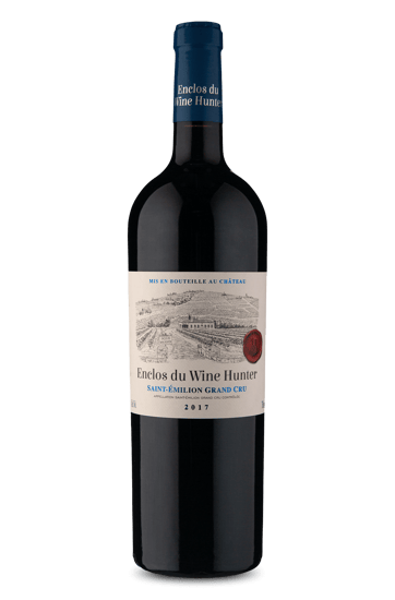 Enclos du Wine Hunter Saint-Emilion Grand Cru 2017