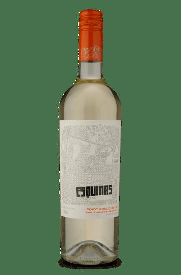 Esquinas de Argento Pinot Grigio 2019