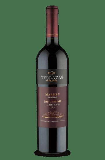 Terrazas de Los Andes Single Vineyard Malbec 2015