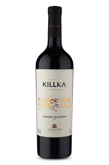 Salentein Killka Cabernet Sauvignon 2018