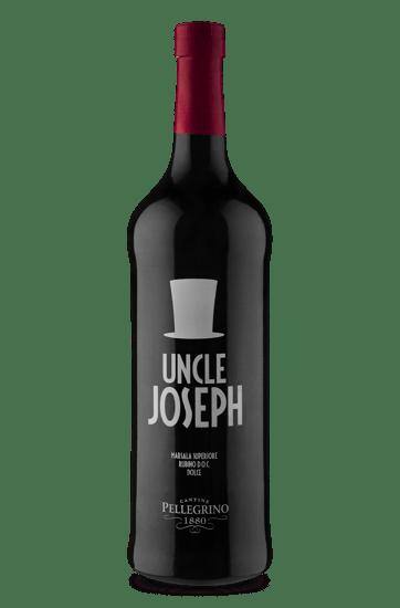Uncle Joseph Marsala Superiore Rubino Dolce Doc 2015