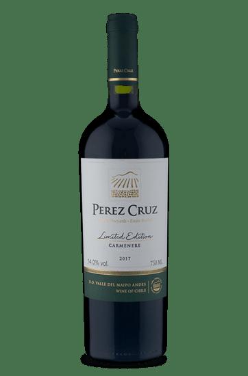 Pérez Cruz Limited Edition Carménère 2017