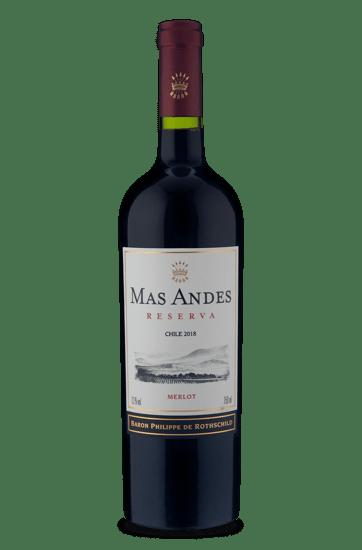 Baron Philippe de Rothschild Mas Andes Reserva Merlot 2018