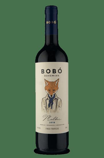 Finca Trapezio Bo Bó Bohemian Malbec 2018