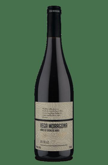 Vega Moragona Viñas de Casas de Haro Bobal 2018