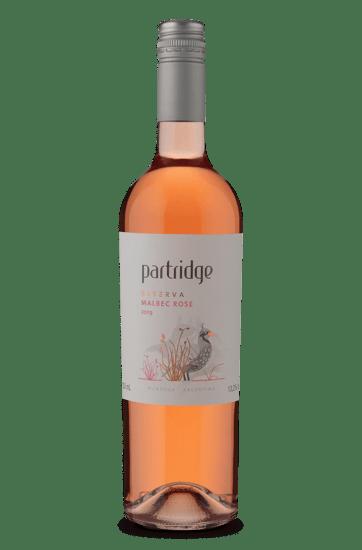 Partridge Reserva Malbec Rosé 2019