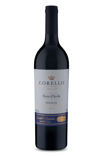 Corello D.O.C. Sicília Nero d Avola 2018