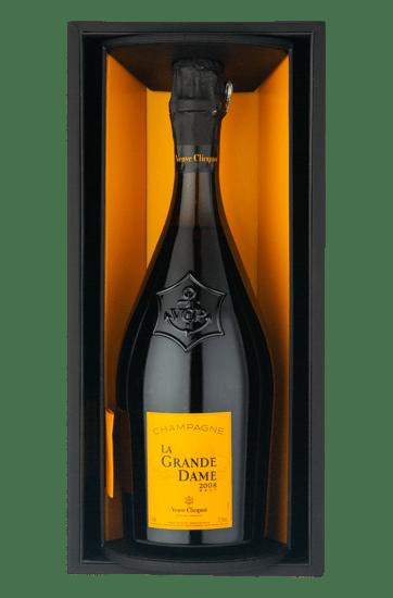 Champagne La Grande Dame 2008