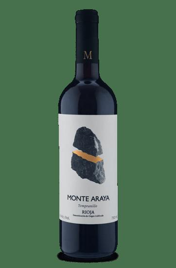 Monte Araya D.O.Ca. Rioja Tempranillo 2018