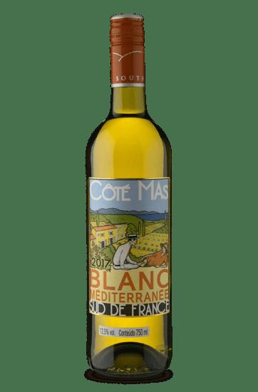 Côté Mas Blanc Méditerranée I.G.P. Pays dOc 2017