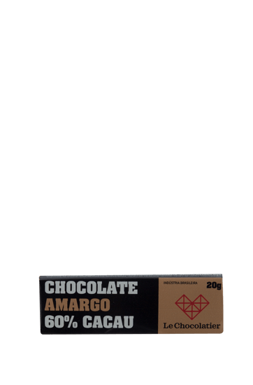 Le Chocolatier Barrinha Amargo