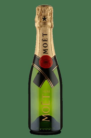 Mini Champagne Moët & Chandon Brut Impérial 200 Ml