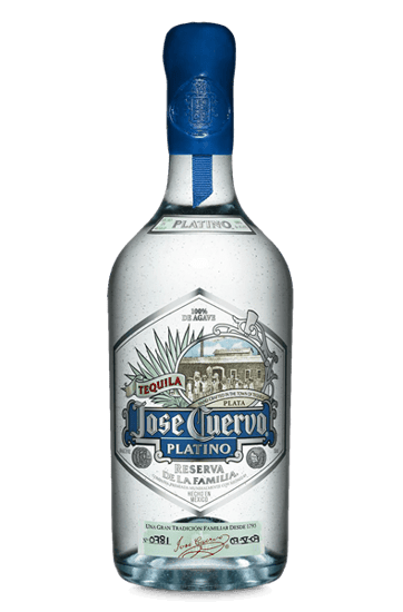 Tequila Jose Cuervo Platino