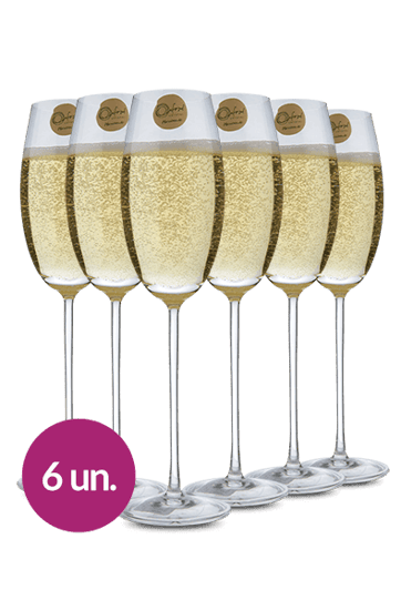 WineBox Taça De Espumante 230ml Oxford