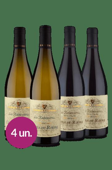 WineBox Maison Bouachon Les Rabassières
