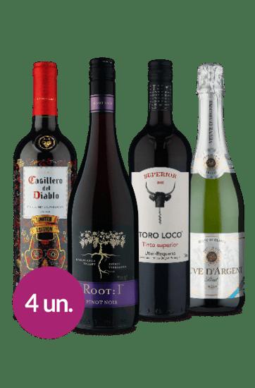 WineBox Quarteto Elétrico