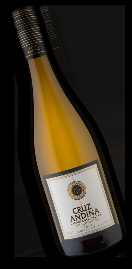Cruz Andina Reserva D.O. Casablanca Valley Chardonnay 2017