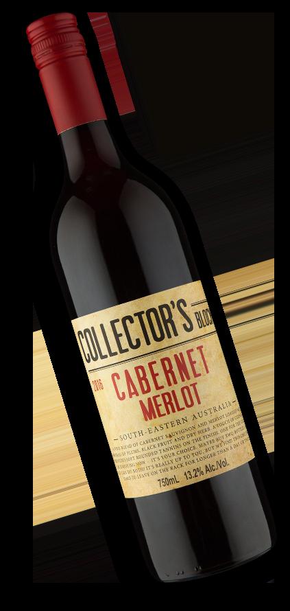 Collector's Block Cabernet Merlot 2016