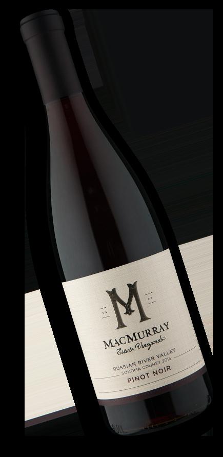 MacMurray Russian River Valley Pinot Noir 2015