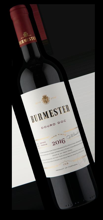 Burmester D.O.C. Douro Tinto 2016