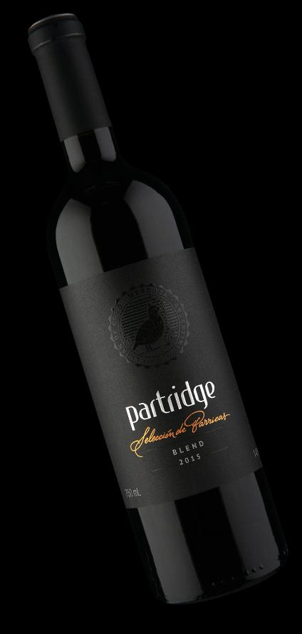 Partridge Selección de Barricas Blend 2015