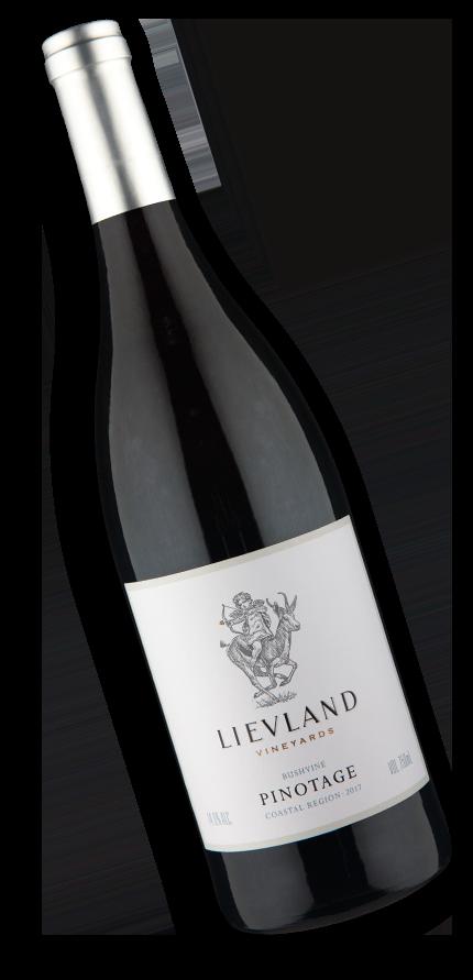 Lievland Vineyards Bush Vine Pinotage 2017
