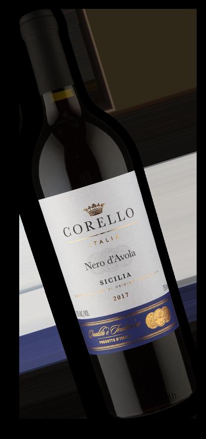 Corello D.O.C. Sicília Nero d'Avola 2017