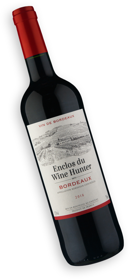 Enclos du Wine Hunter A.O.C. Bordeaux Rouge 2018