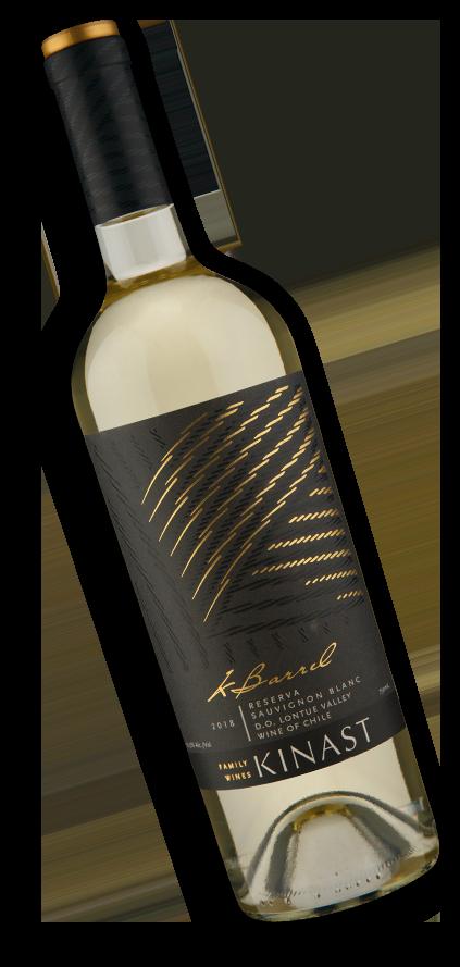 Kinast K Barrel Reserva Sauvignon Blanc 2018