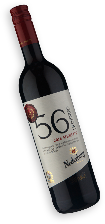 Nederburg 56 Hundred Merlot 2018