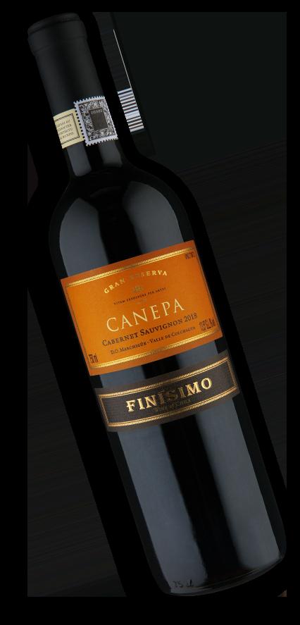 Canepa Finisimo Gran Reserva Cabernet Sauvignon 2018