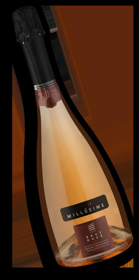Espumante Miolo Millésime Rosé Brut 2017